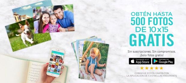 CONSIGUE HASTA 500 FOTOS GRATIS, GRACIAS A FREEPRINTS – El cajón de ...
